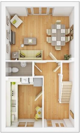 Crofton-G ground floor plan