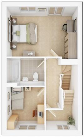 Crofton-G first floor plan