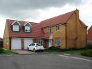 5 bed Detached property in Tointon Close, Spalding...
