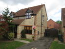 2 bed semi detached property in Maidwell Way...