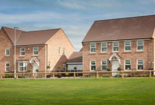 Polden Grange by David Wilson Homes, Brooks Road,