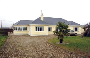Detached property in Wexford...