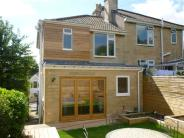 3 bed semi detached home in Croft Road, BA1