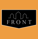 F R O N T Estate Agents, Holland on Sea logo