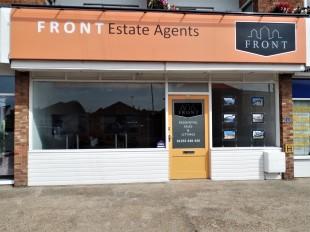F R O N T Estate Agents, Holland on Seabranch details