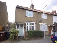 2 bedroom End of Terrace house in Ashdon Road, BUSHEY...