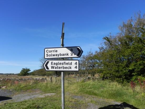 Sign post (Property Image)