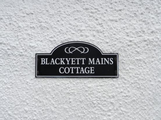 Name sign (Property Image)