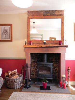 Fireplace (Property Image)