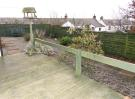 Riverside Cottage decking (Property Image)