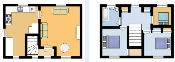 Floorplan 82 standalane