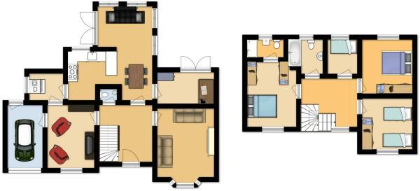 2 Woodgrove Avenue Floorplan