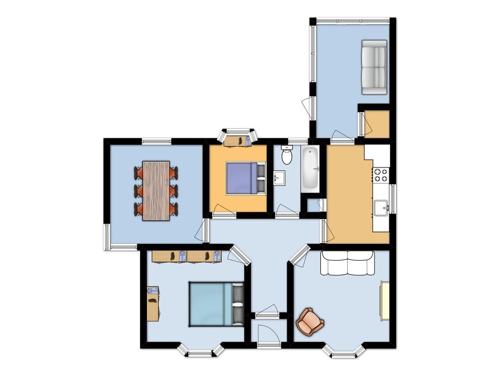 Floor Plan 21 East Hecklegirth