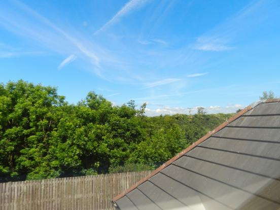 View from En Suite Velux (Property Image)