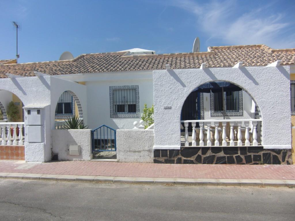 Terraced Bungalow for sale in Murcia, Camposol