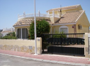 3 bed Detached house for sale in Murcia, Camposol