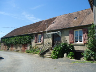 Farm House for sale in Limousin, Corr�ze...