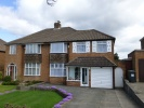 semi detached property in Merevale Road, Solihull...