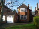 4 bed Detached property in Reservoir Road, Solihull
