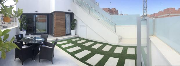 2 bedroom Townhouse in Roda, Los Alcázares