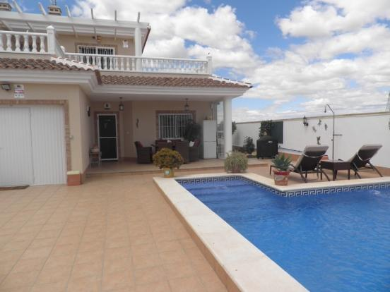 3 bedroom Semi detached villa in Los Alcázares, Murcia