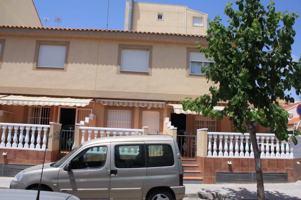 2 bedroom Townhouse in Torre de la Horadada, Alicante