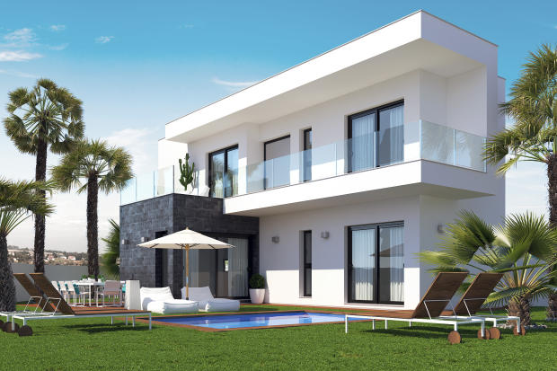 3 bedroom Detached villa in Santiago De La Ribera, Murcia