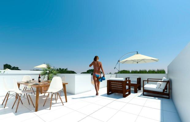 3 bedroom Duplex in Cabo Roig, Alicante