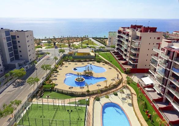 2 bedroom Apartment in Torre de la Horadada, Alicante