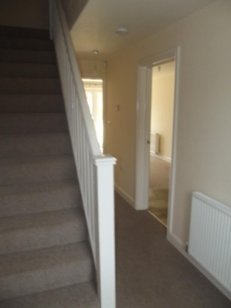 Stairs/Hallway