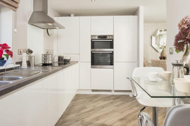 A new 2 bedroom home for sale in Yeovil