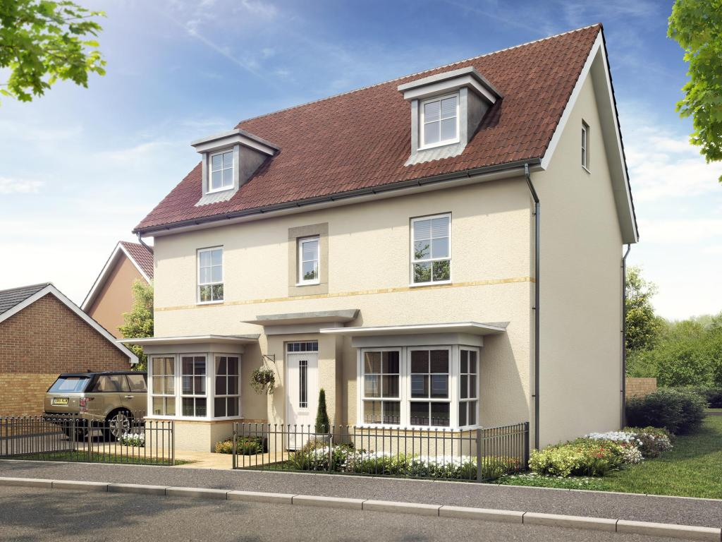 5 bedroom detached house for sale in nelson way yeovil for New build 5 bedroom house