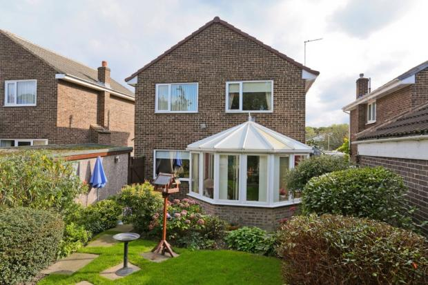 Bedroom Detached House For Sale In Lennox Drive Lupset