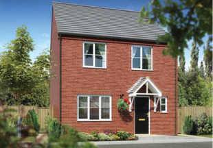 Copthorne Grange by CALA Homes, Mytton Oak Road,