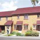 2 bed new property in Chilton Way, Stowmarket...