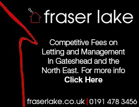 Get brand editions for Fraser Lake, Gateshead