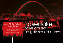 Fraser Lake, Gateshead
