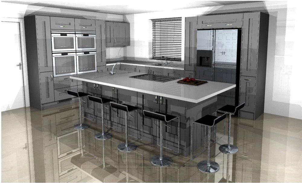 Karndean,Kitchen