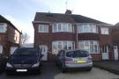4 bedroom semi detached house in Kingshurst Road...