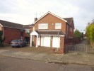 Detached property in SIX BEDROOM DETACHED...
