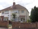 3 bedroom End of Terrace house to rent in Vulcan Road, Southampton
