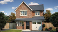 4 bed new house in Hey Road Clitheroe...