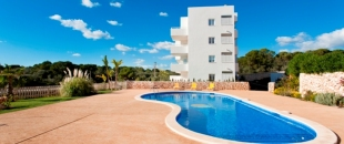 2 bedroom new Apartment in Balearic Islands...