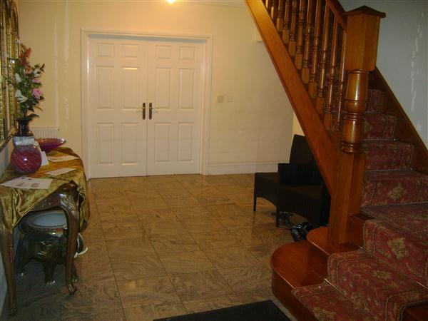Imposing Hallway