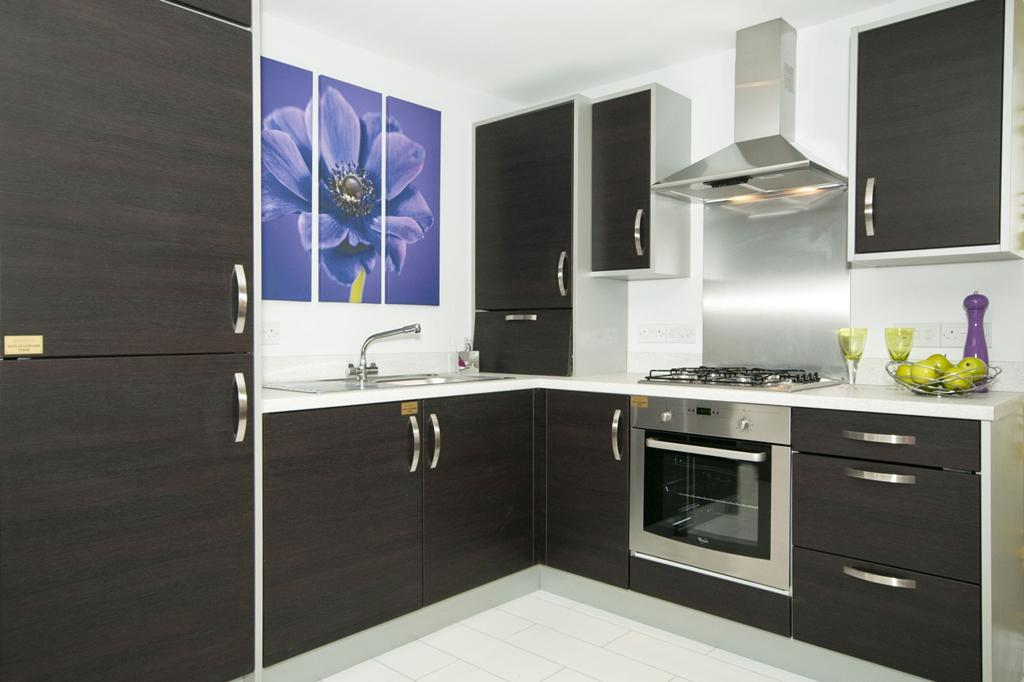 Ametrine kitchen