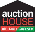 Auction House Richard Greener, Northampton branch logo