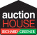 Auction House Richard Greener, Northampton logo