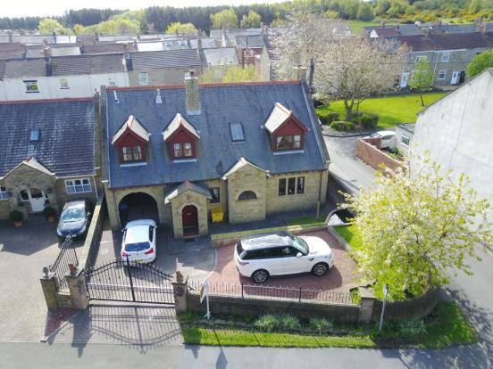 4 Bedroom Detached House For Sale In Waldridge Road Waldridge Chester Le Street Durham Dh2