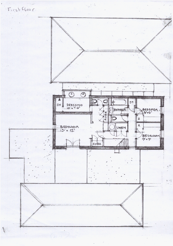 Floor Plan for Stockswood
