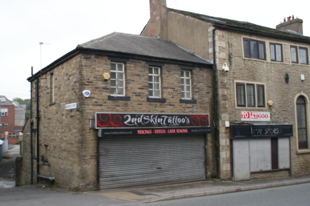 Commercial Property To Let Milnrow Rochdale